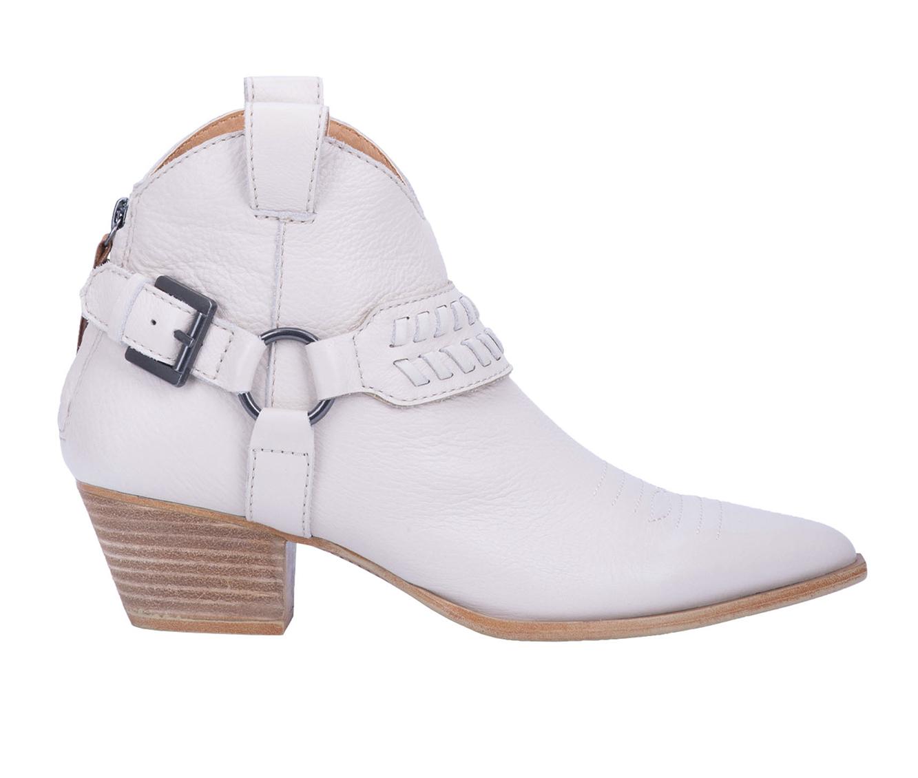 Dingo Boots Keepsake Women's Boots (White - Leather)