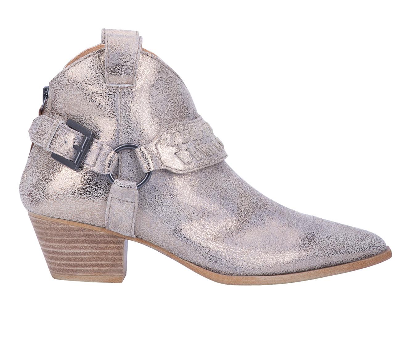 Dingo Boots Keepsake Women's Boots (Gold - Leather)