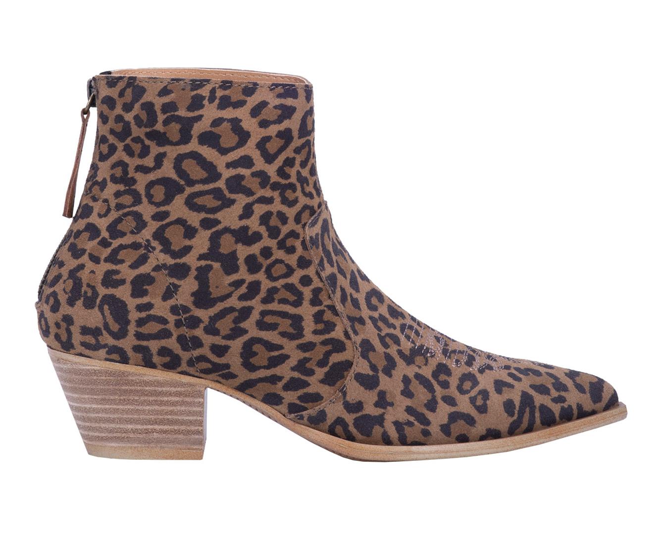 Dingo Boots Klanton Women's Boots (Multi-color - Leather)