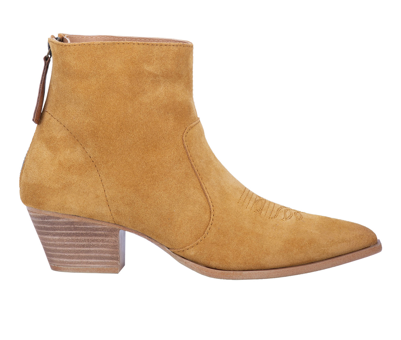 Dingo Boots Klanton Women's Boots (Yellow - Leather)