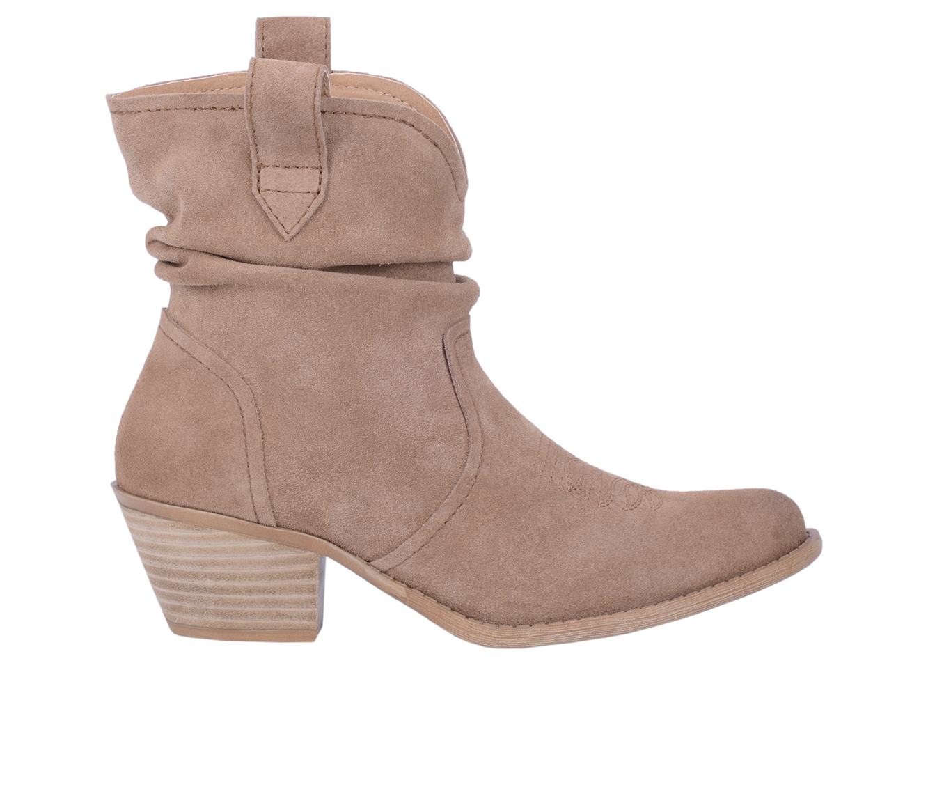 Dingo Boots Jackpot Women's Boots (Brown - Leather)