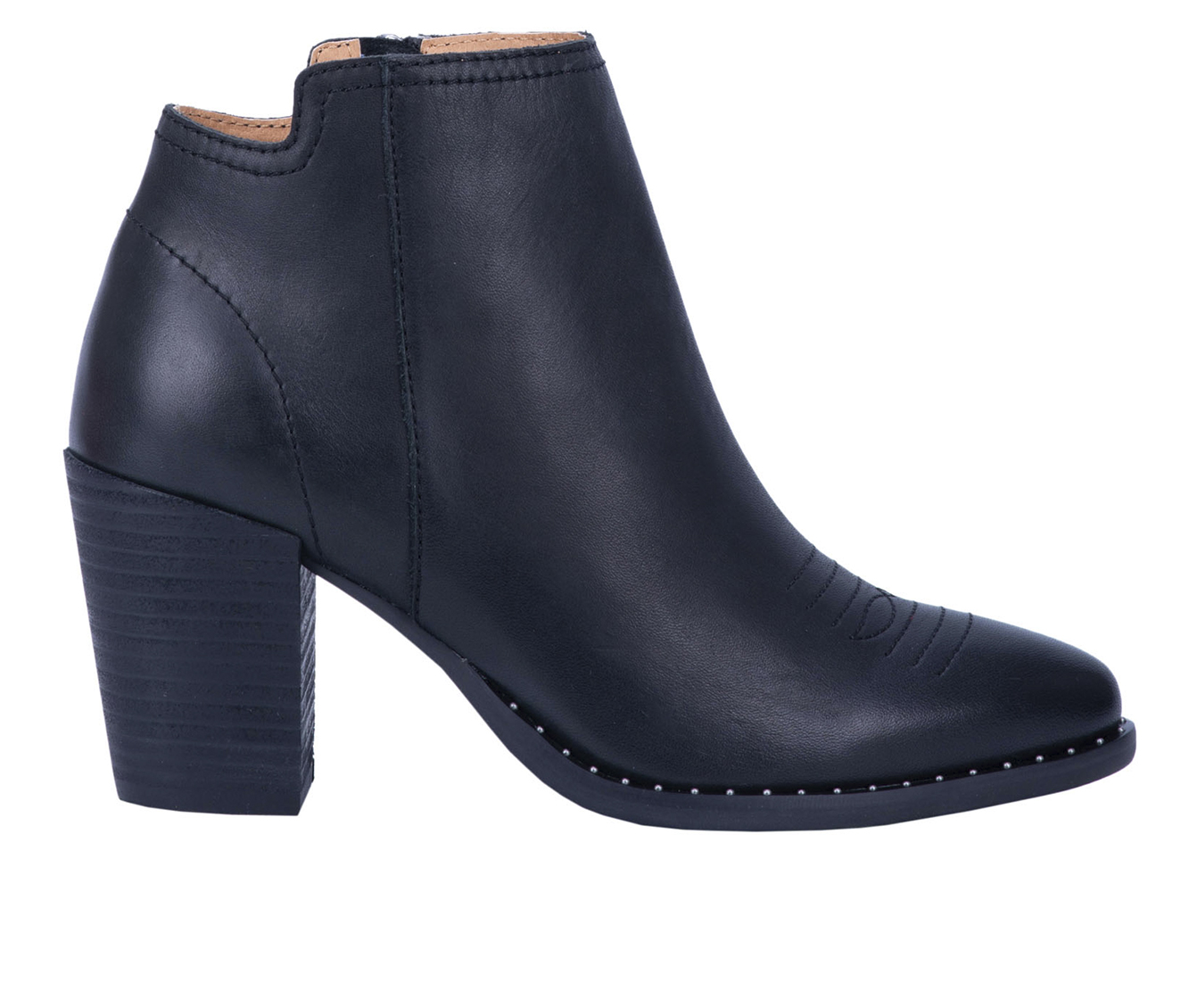 Dingo Boots Call Back Women's Boots (Black - Leather)