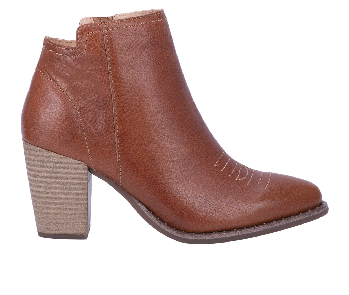 Dingo Boots Call Back Women's Boots (Brown - Leather)