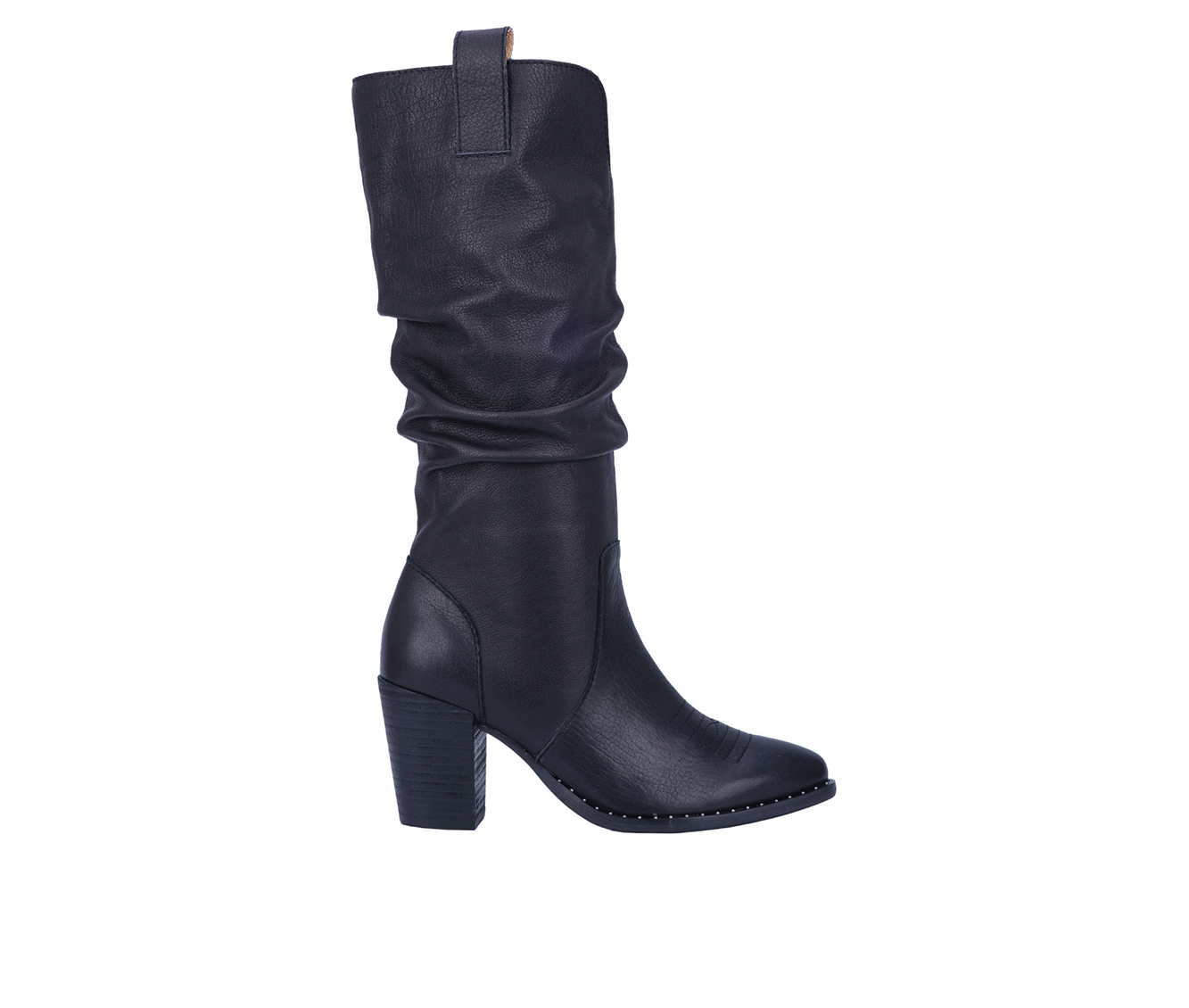 Dingo Boots Cantina Women's Boots (Black - Leather)