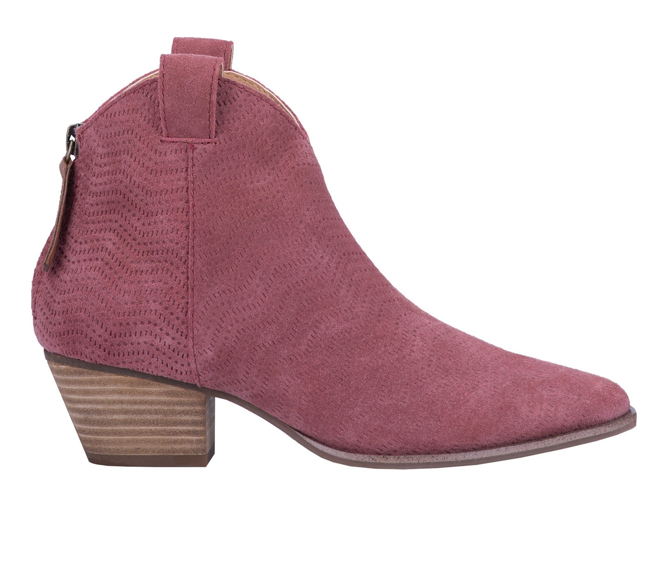 Dingo Boots Kuster Women's Boots (Pink - Leather)