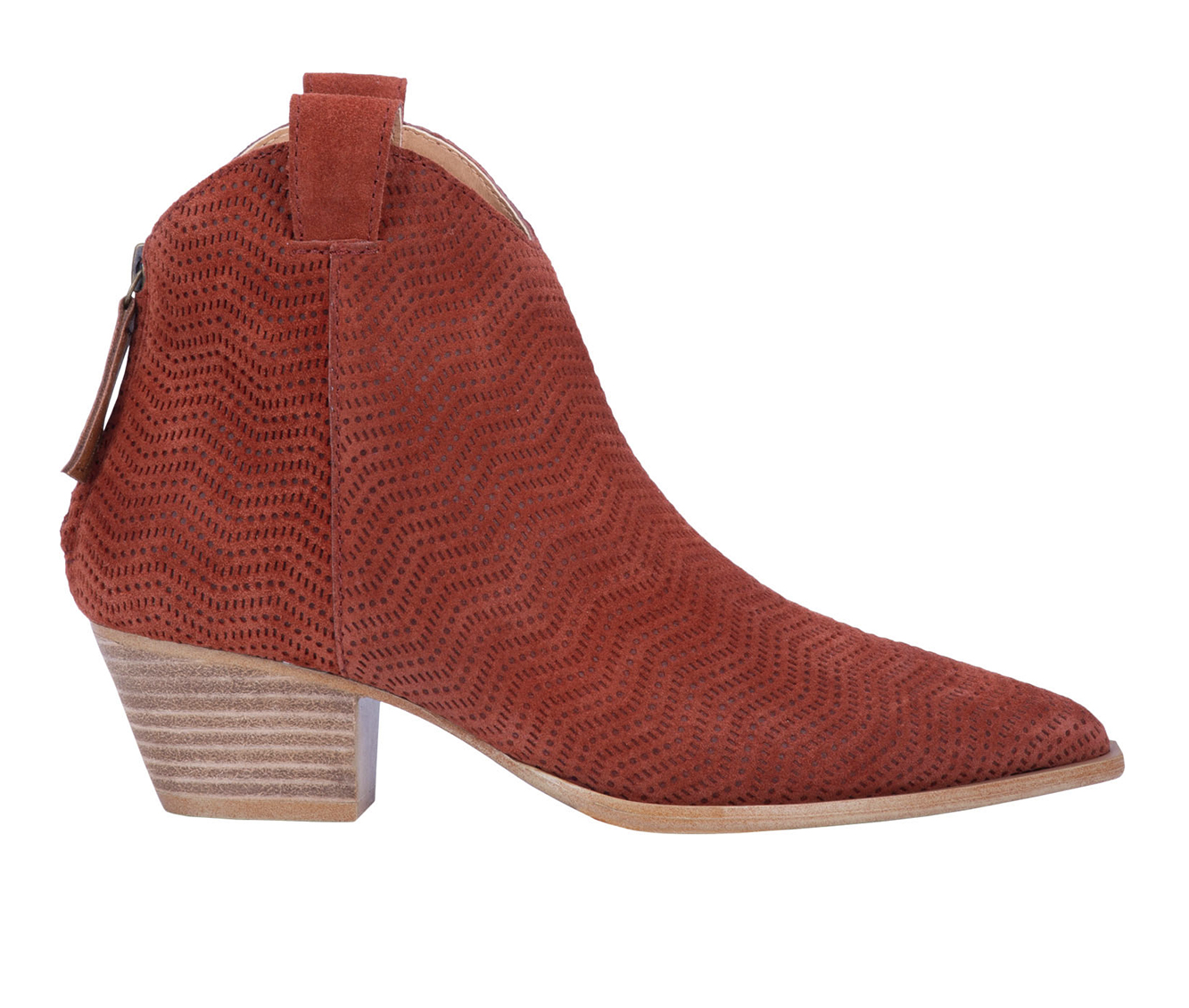 Dingo Boots Kuster Women's Boots (Orange - Leather)