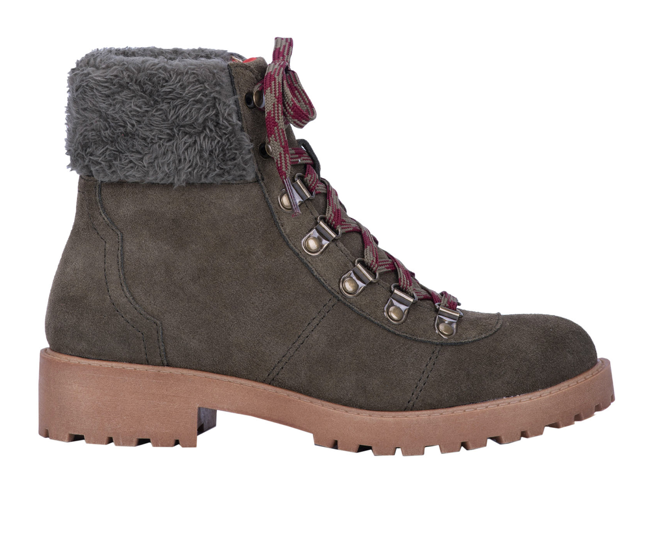 Dingo Boots Telluride Women's Boots (Green - Leather)