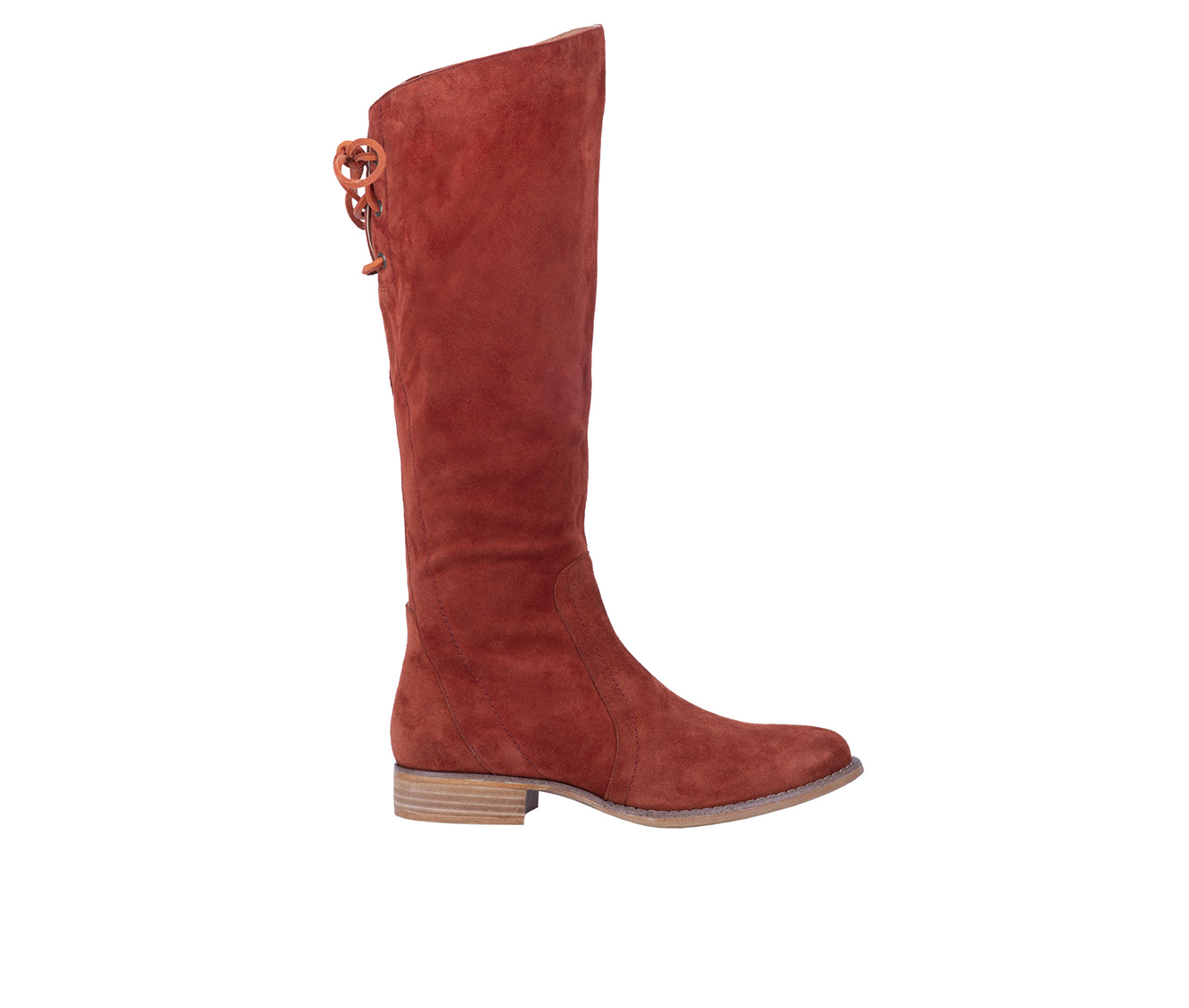 Dingo Boots Alameda Women's Boots (Orange - Leather)