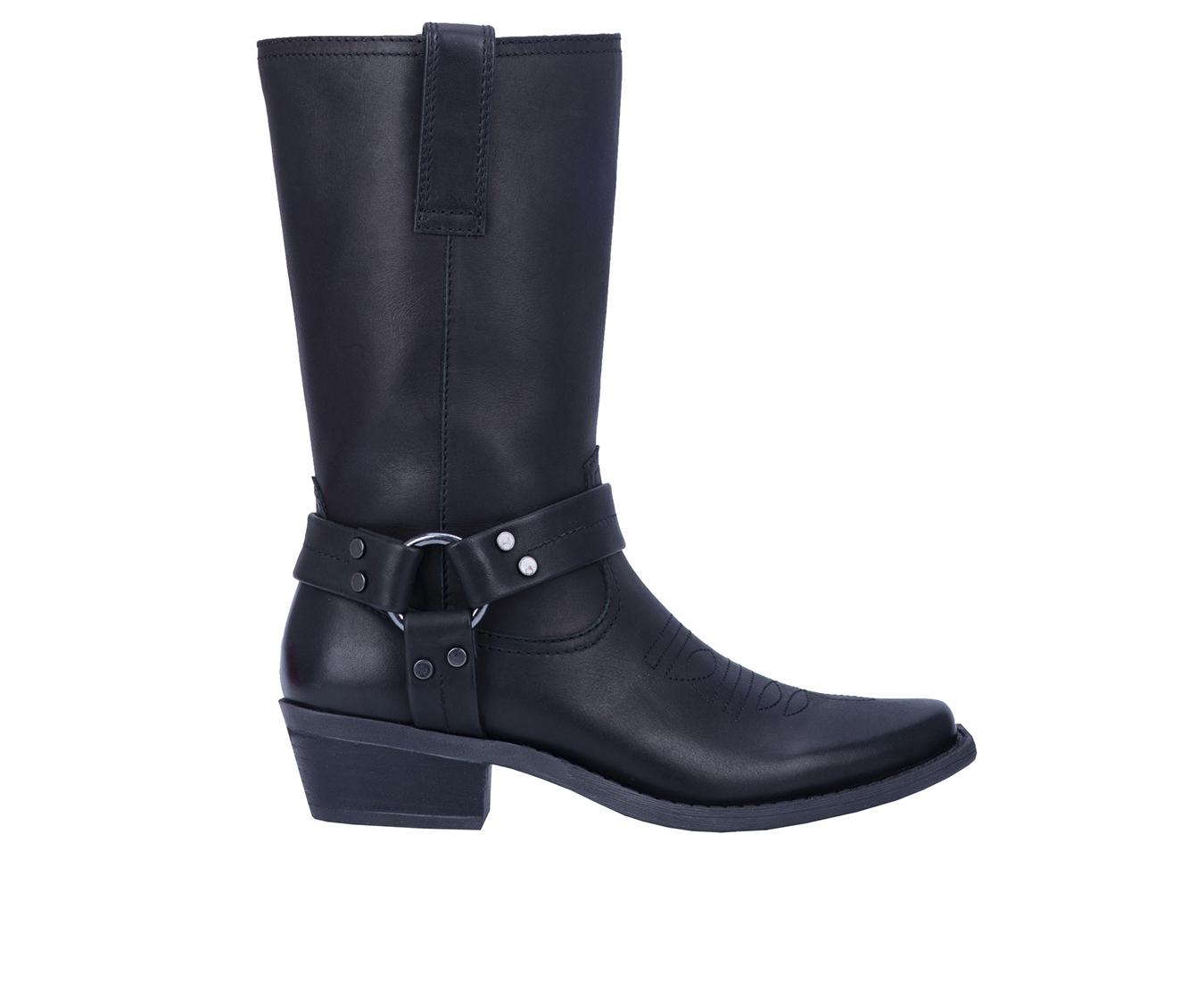 Dingo Boots Dingo Women's Boots (Black - Leather)