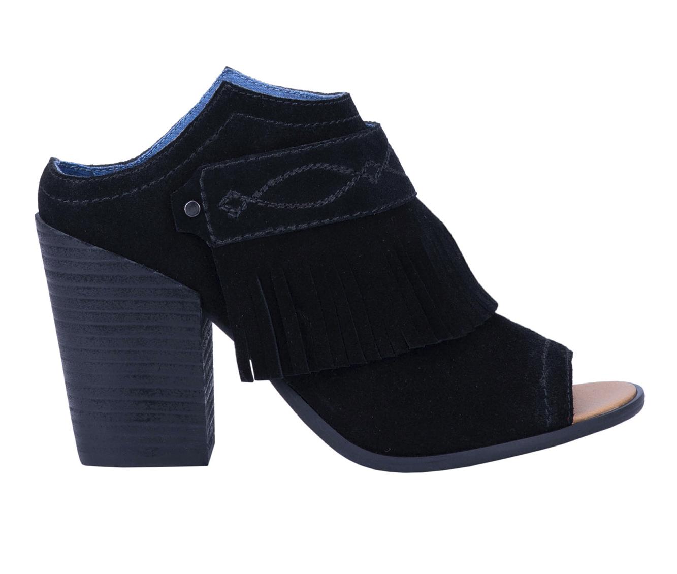 Dingo Boots Shaker Women's Dress Shoe (Black - Leather)