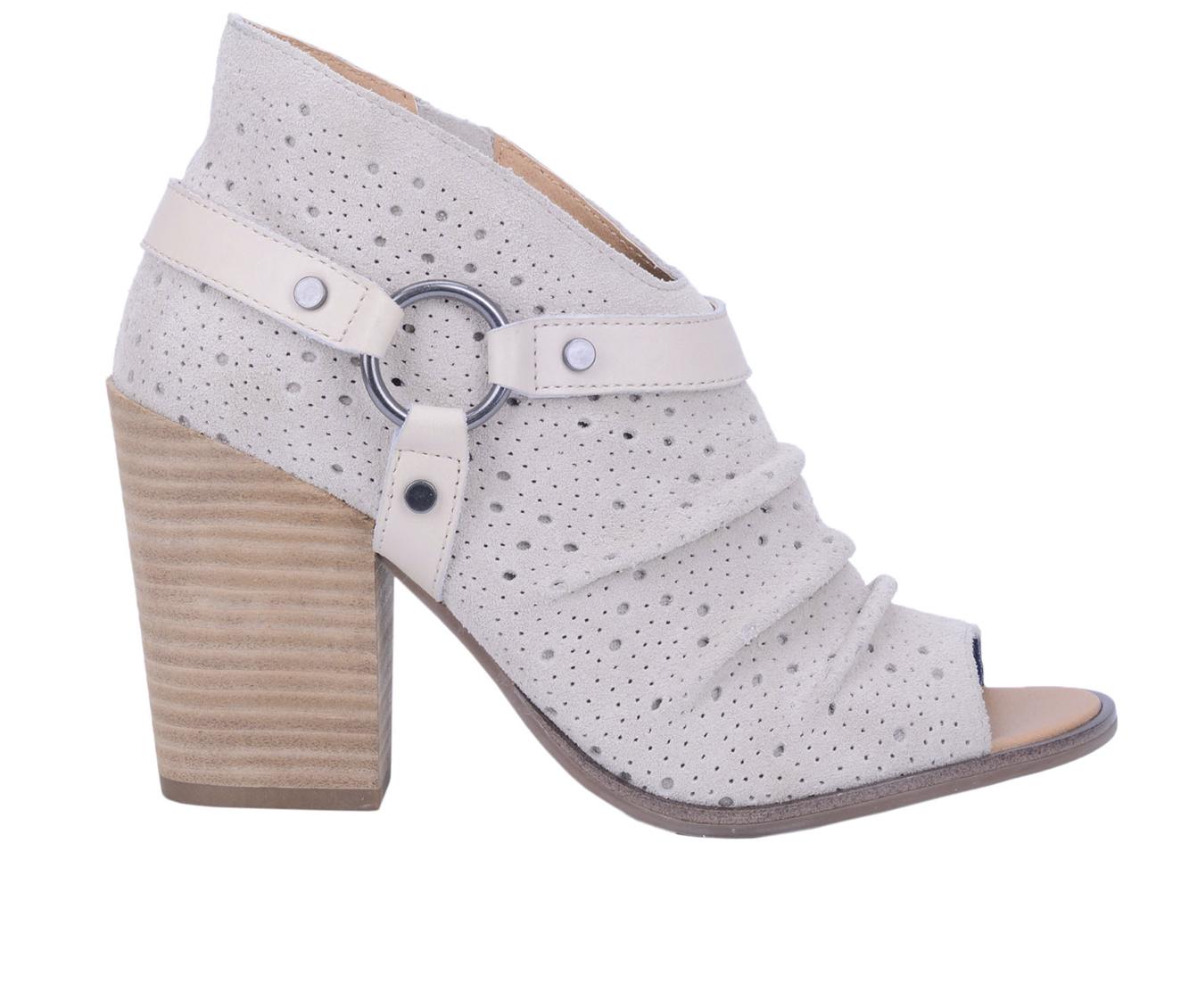 Dingo Boots Spurs Women's Dress Shoe (White - Leather)