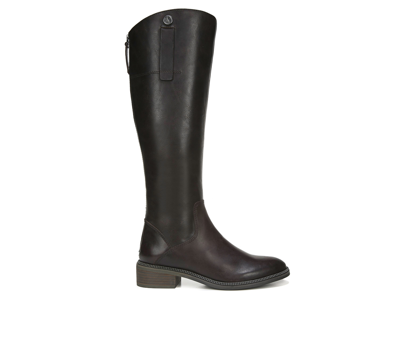 Franco Sarto Becky Women's Boot (Brown Leather)