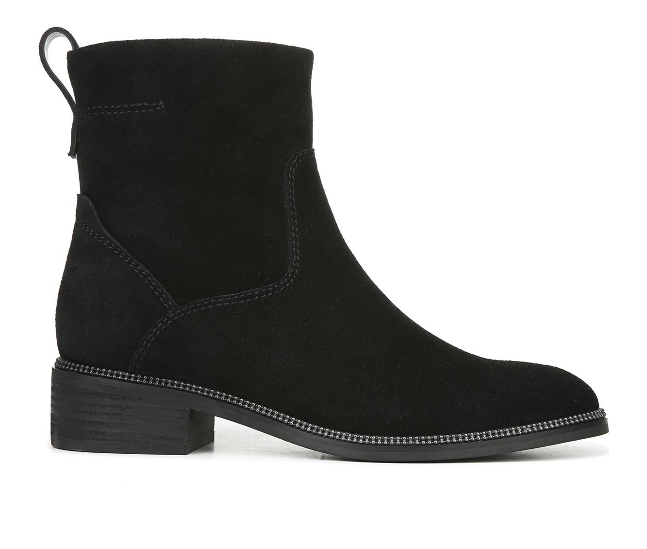 Franco Sarto Brindle Women's Boots (Black - Leather)