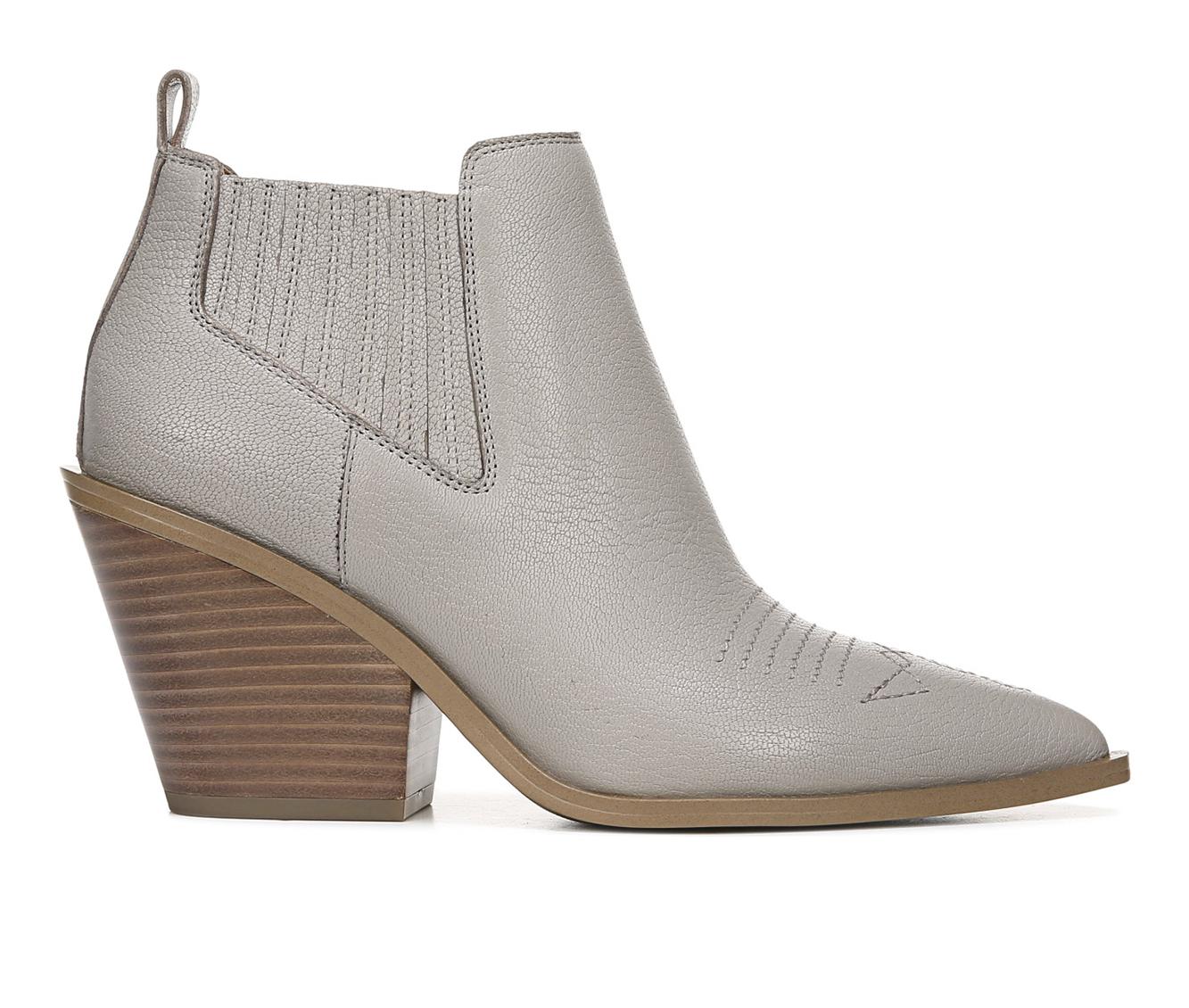 Franco Sarto Cavallarie Women's Boot (Gray Leather)