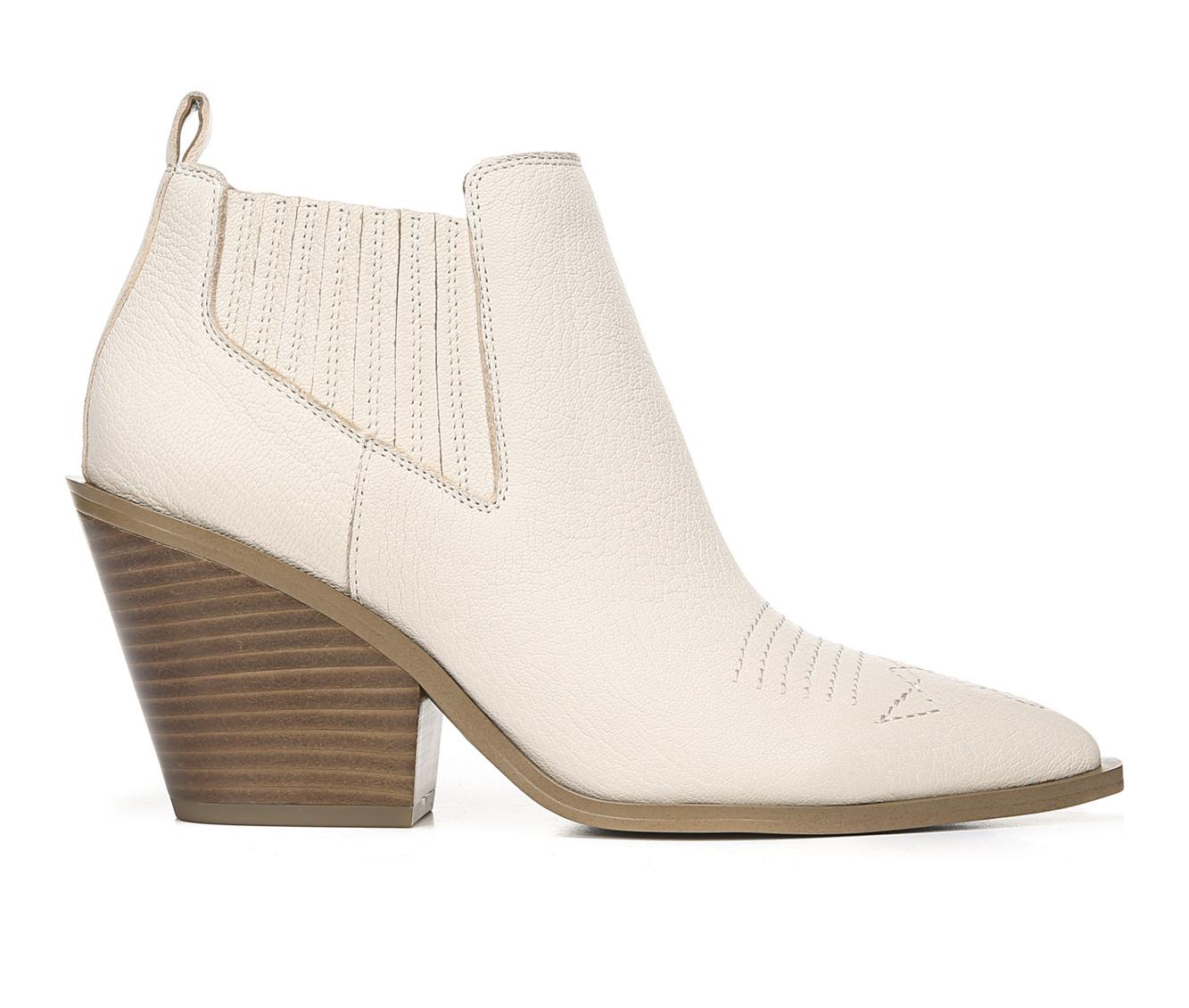 Franco Sarto Cavallarie Women's Boot (White Leather)