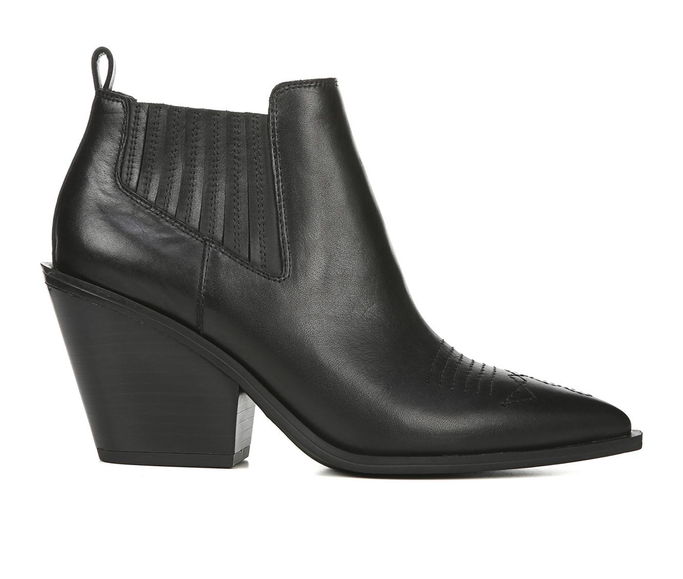 Franco Sarto Cavallarie Women's Boot (Black Leather)
