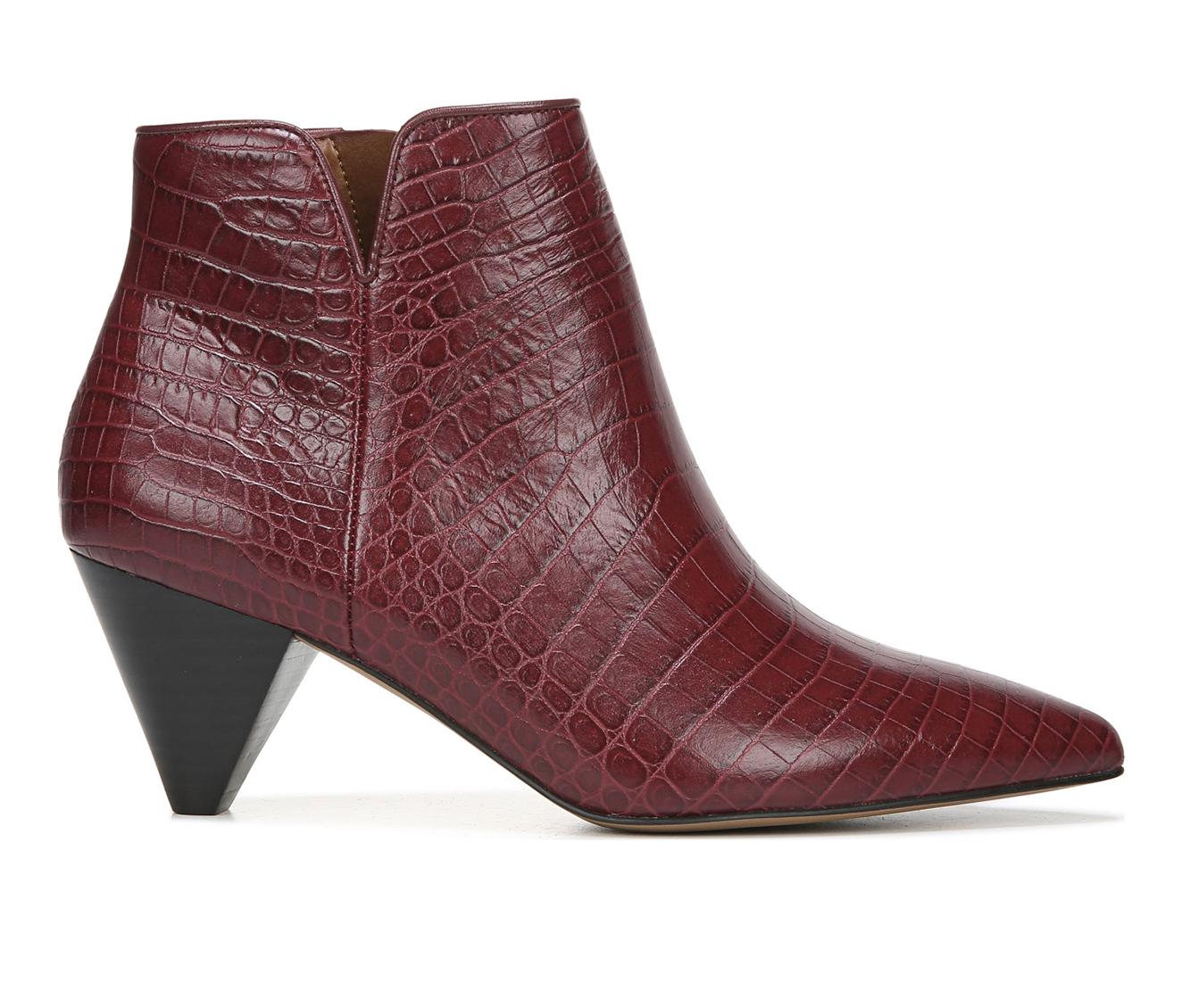 Franco Sarto Dare 2 Women's Boots (Red - Leather)