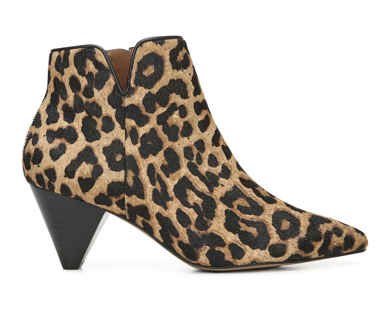 Franco Sarto Dare 2 Women's Boot (Black Canvas)
