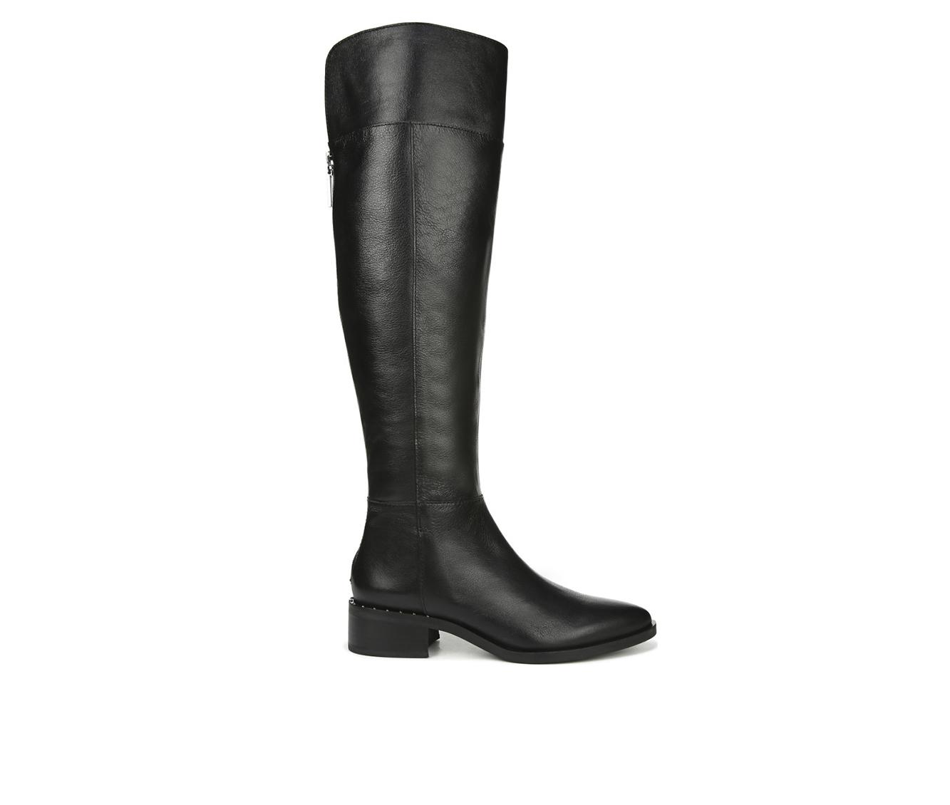 Franco Sarto Daya Women's Boot (Black Leather)