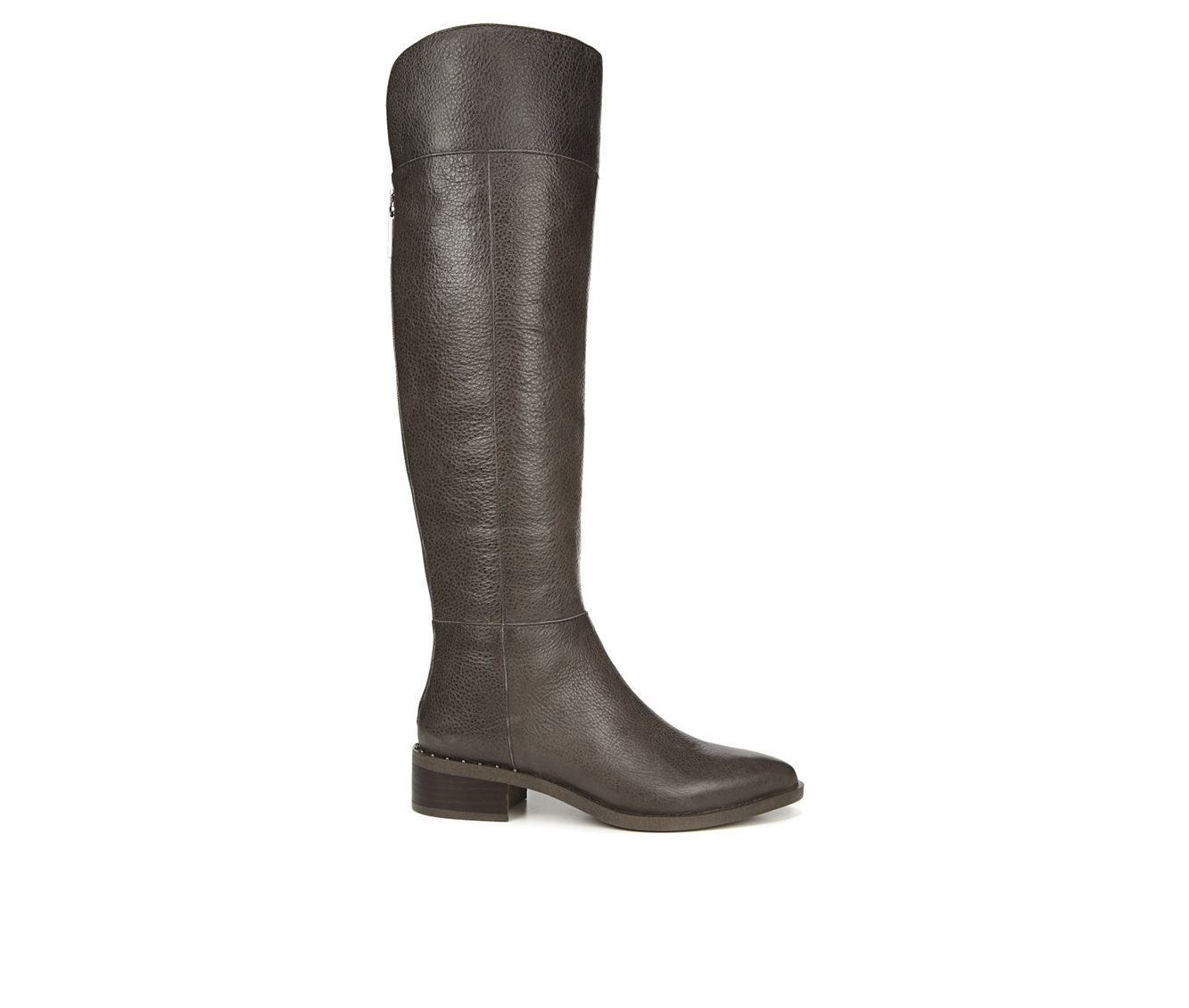 Franco Sarto Daya WC Women's Boot (Gray Leather)
