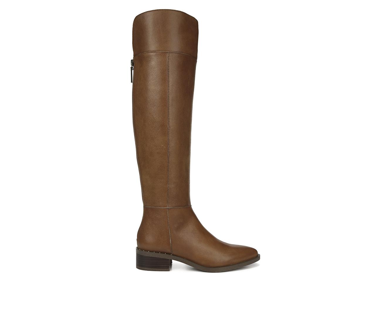 Franco Sarto Daya WC Women's Boot (Brown Leather)