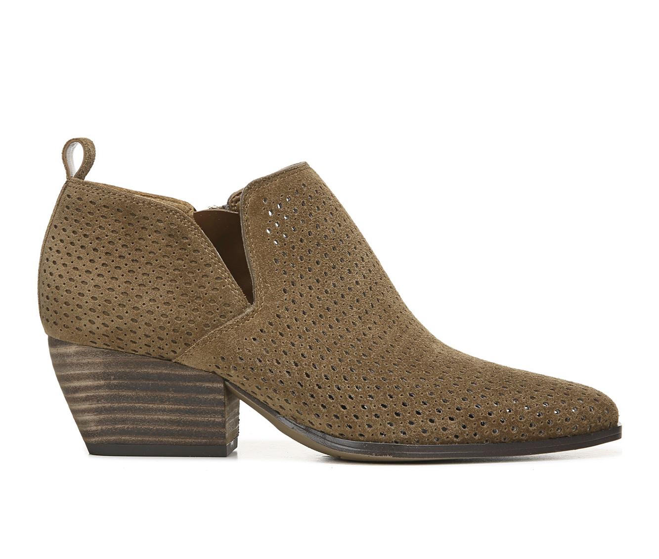 Franco Sarto Dingo Women's Boot (Brown Suede)