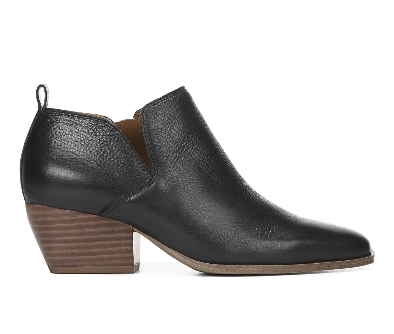Franco Sarto Dingo 2 Women's Boot (Black Leather)