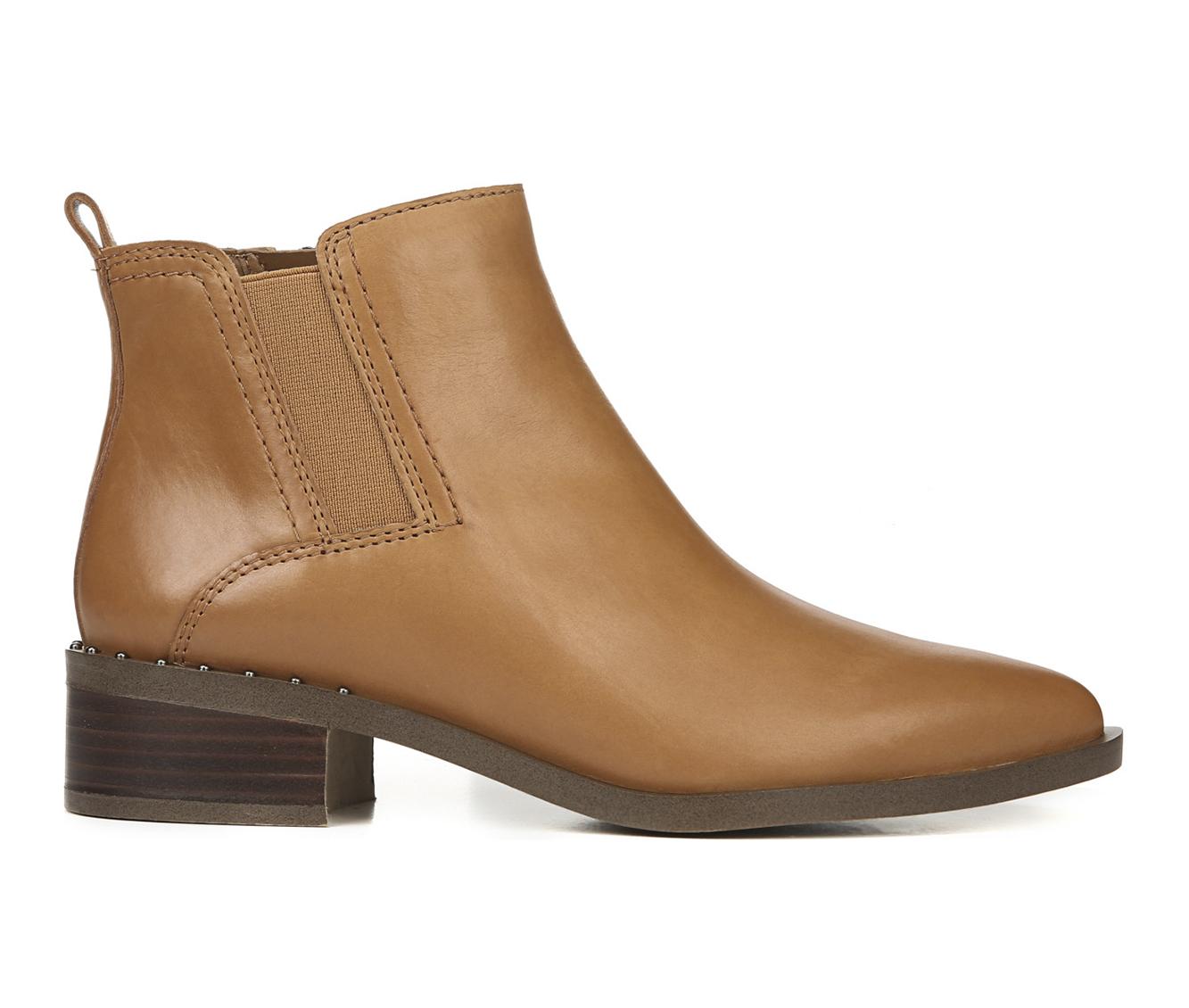 Franco Sarto Domingo Women's Boot (Brown Leather)