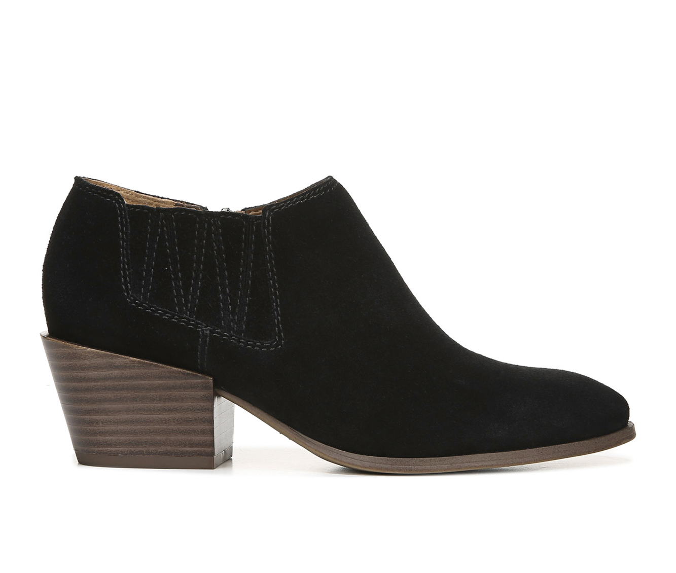 Franco Sarto Dylann Women's Boot (Black Suede)