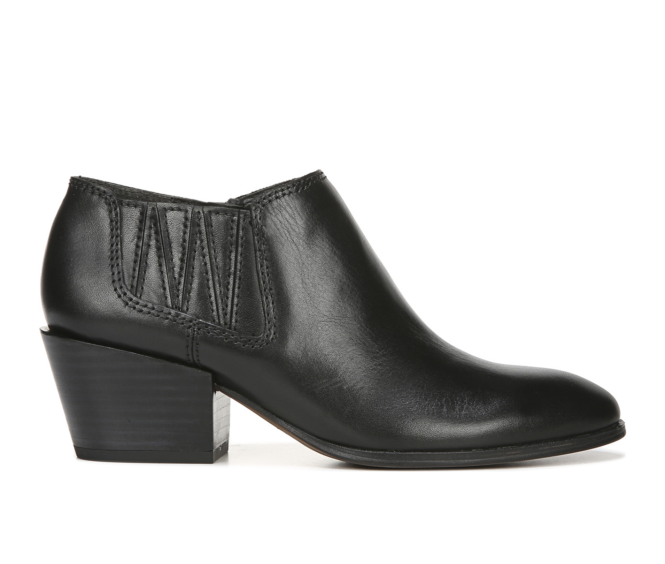 Franco Sarto Dylann Women's Boot (Black Leather)