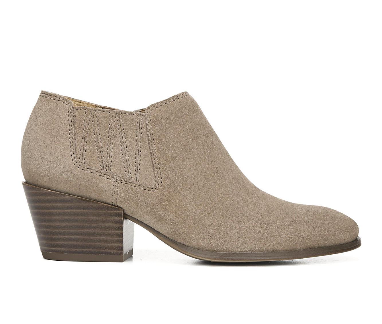 Franco Sarto Dylann Women's Boots (Brown - Suede)