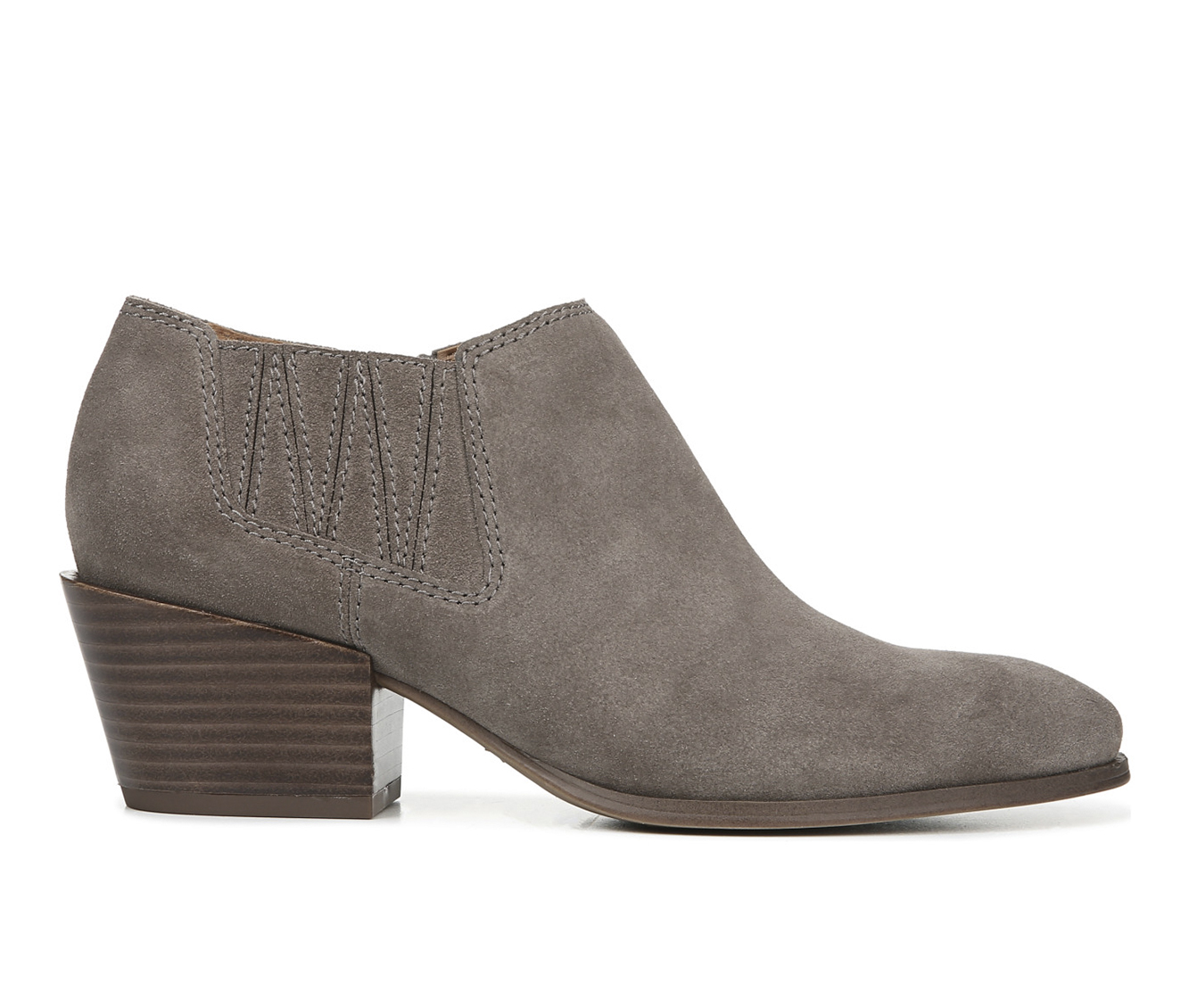 Franco Sarto Dylann Women's Boot (Gray Suede)