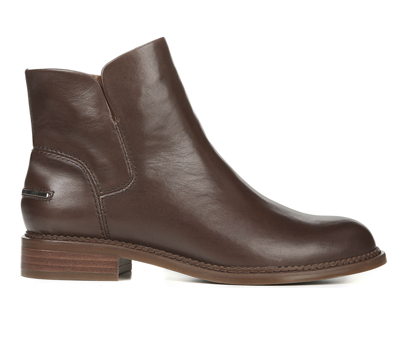 Franco Sarto Happily Women's Boot (Brown Leather)