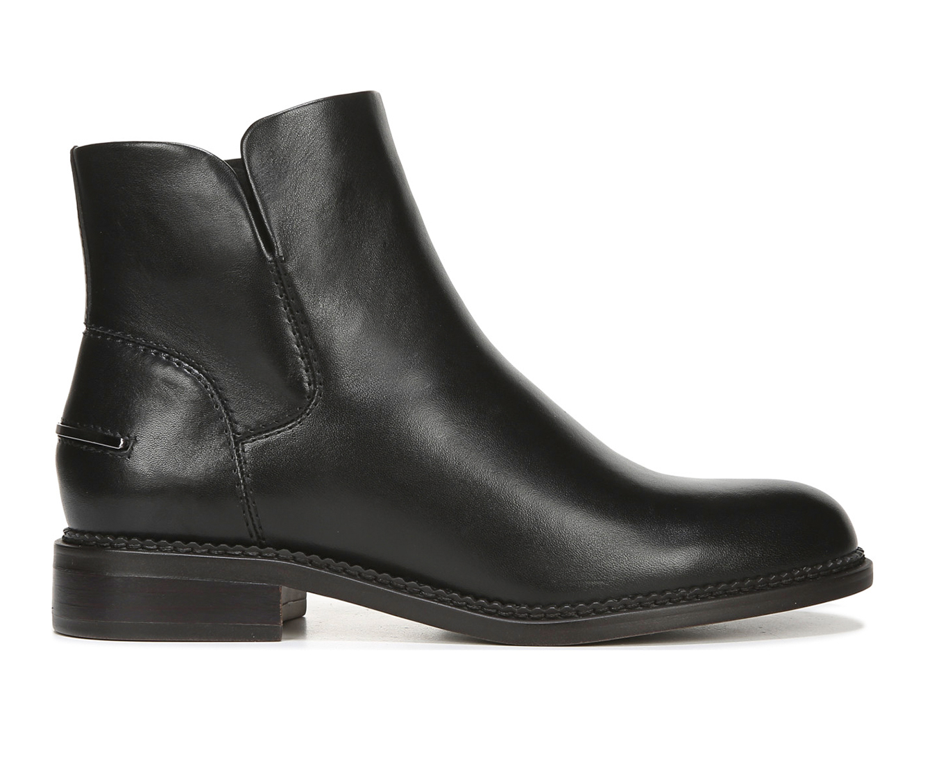 Franco Sarto Happily Women's Boot (Black Leather)