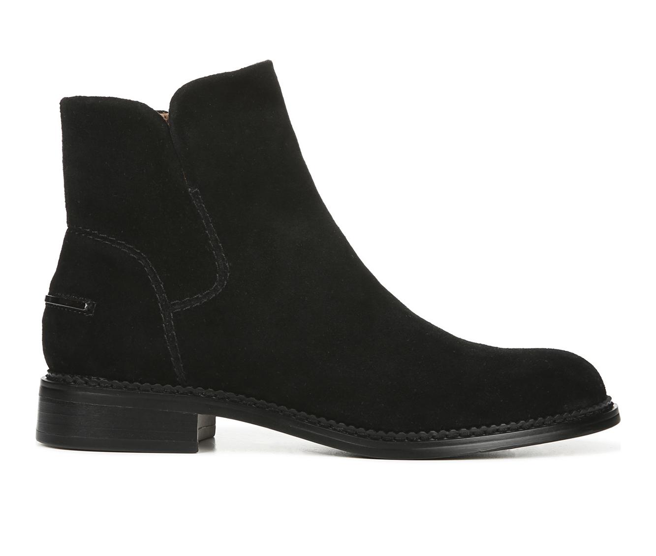 Franco Sarto Happily Women's Boot (Black Suede)