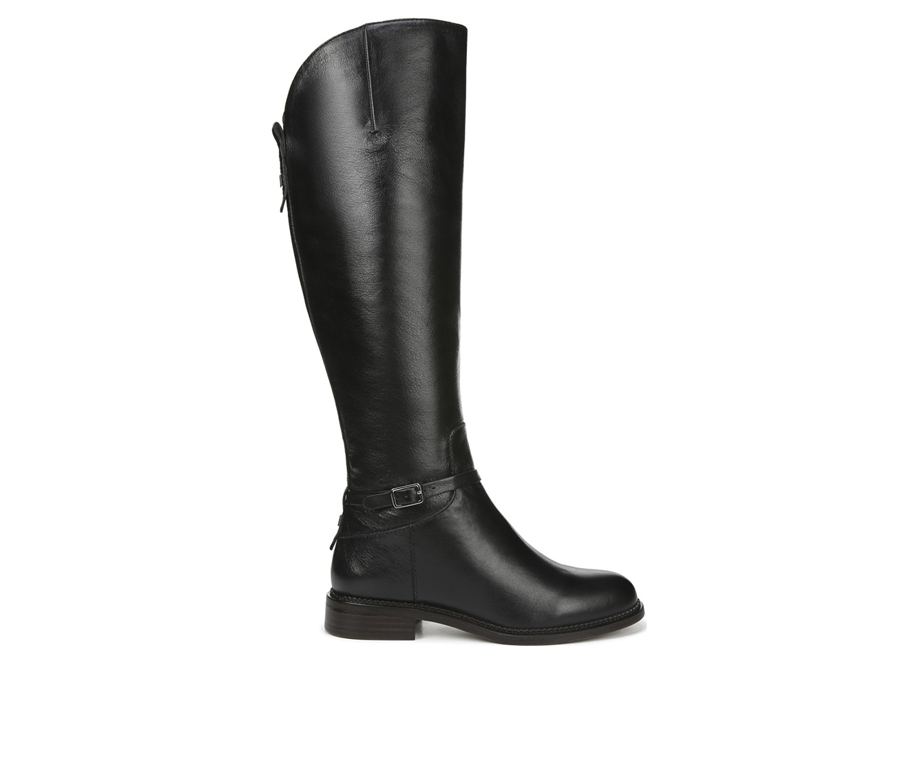 Franco Sarto Haylie Women's Boot (Black Leather)