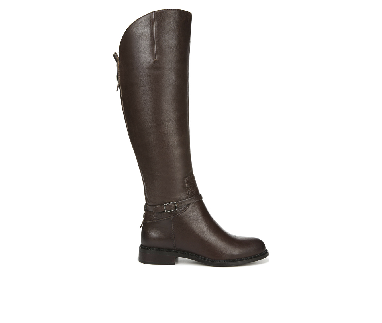 Franco Sarto Haylie Women's Boot (Brown Leather)