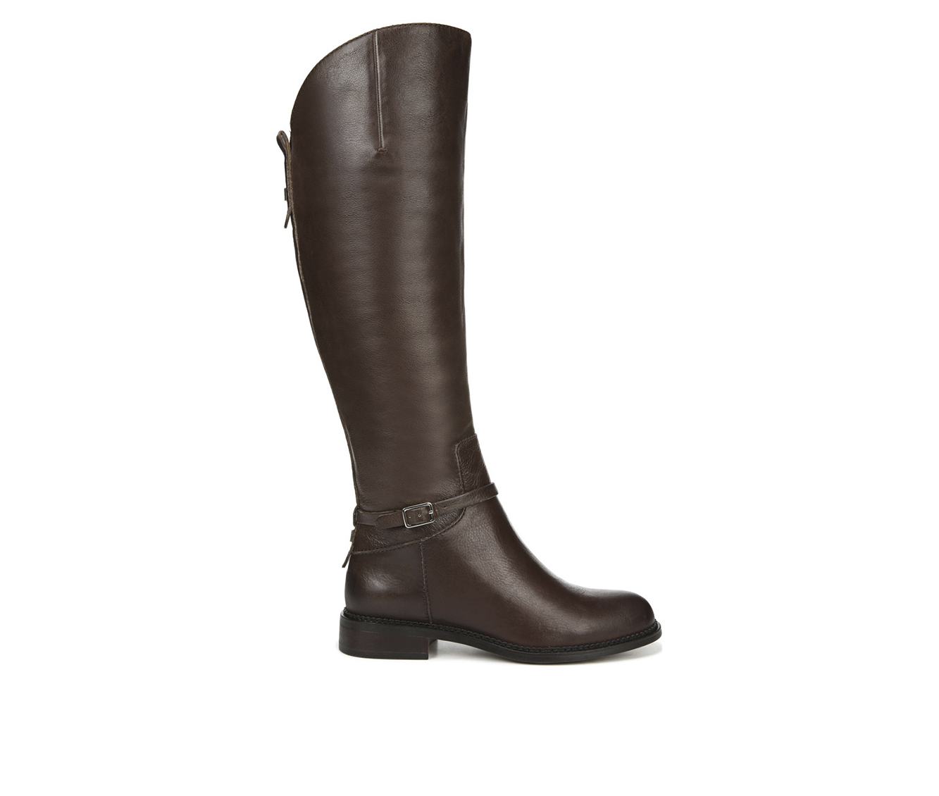 Franco Sarto Haylie WC Women's Boot (Brown Leather)