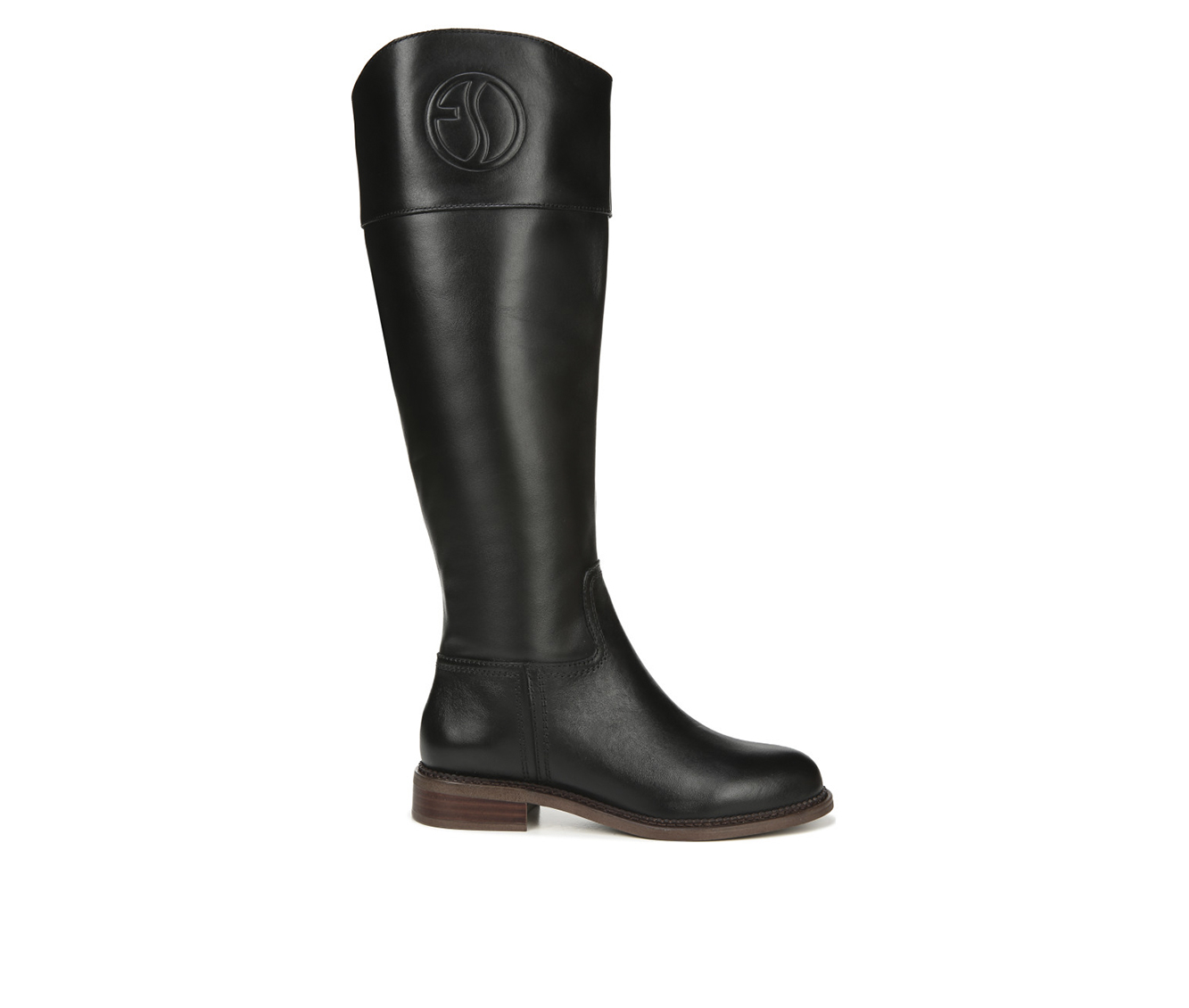 Franco Sarto Hudson WC Women's Boot (Black Leather)
