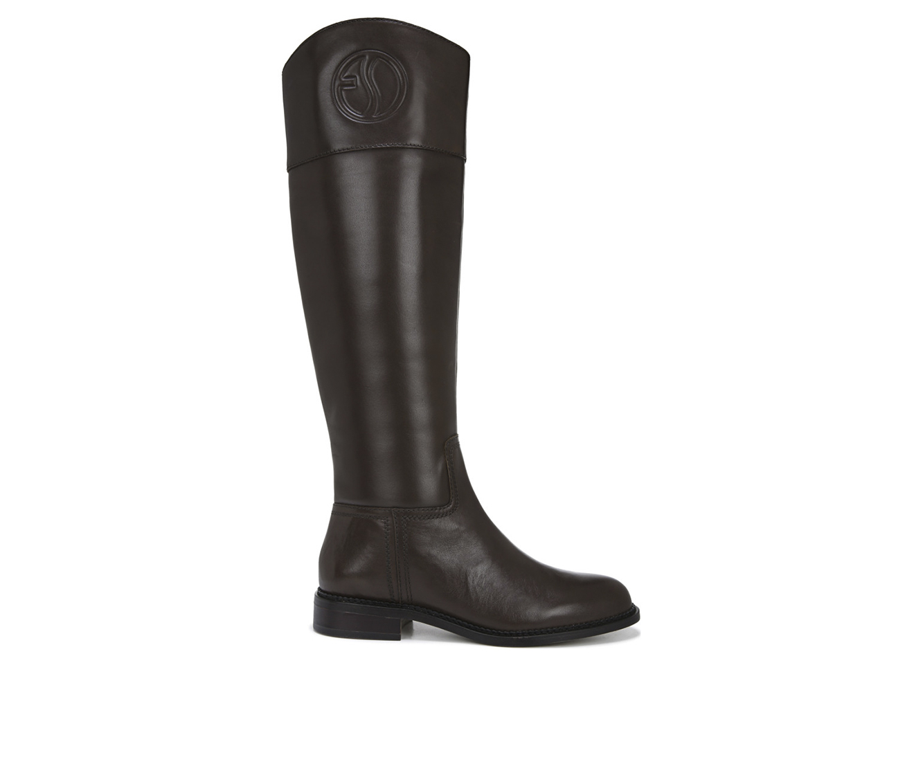Franco Sarto Hudson WC Women's Boot (Brown Leather)