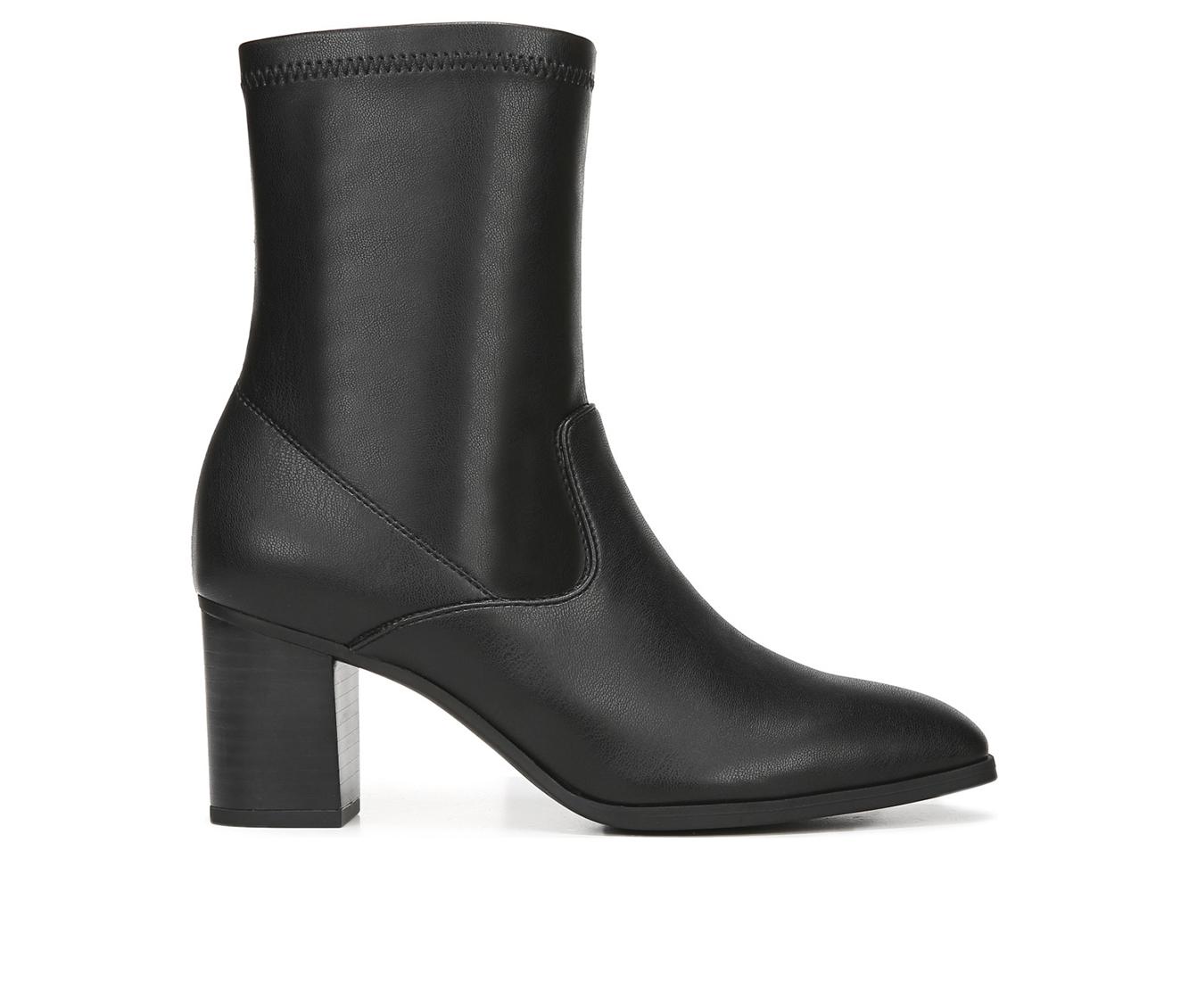 Franco Sarto Indigo Women's Boot (Black Canvas)