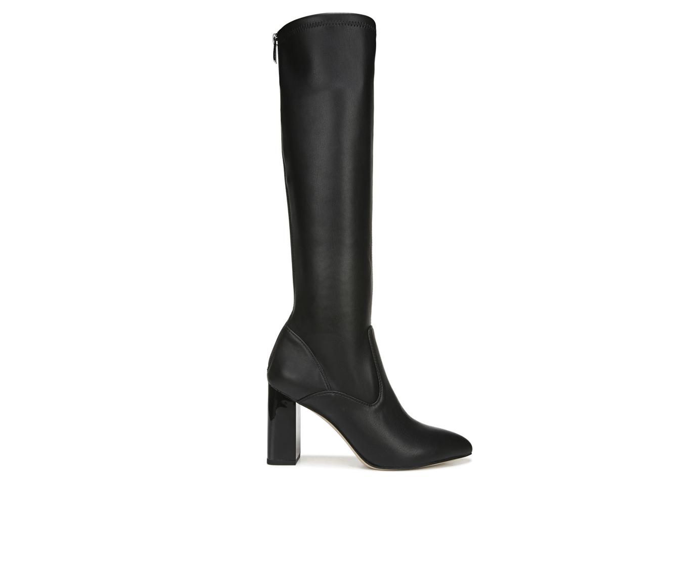 Franco Sarto Katherine Women's Boot (Black Faux Leather)
