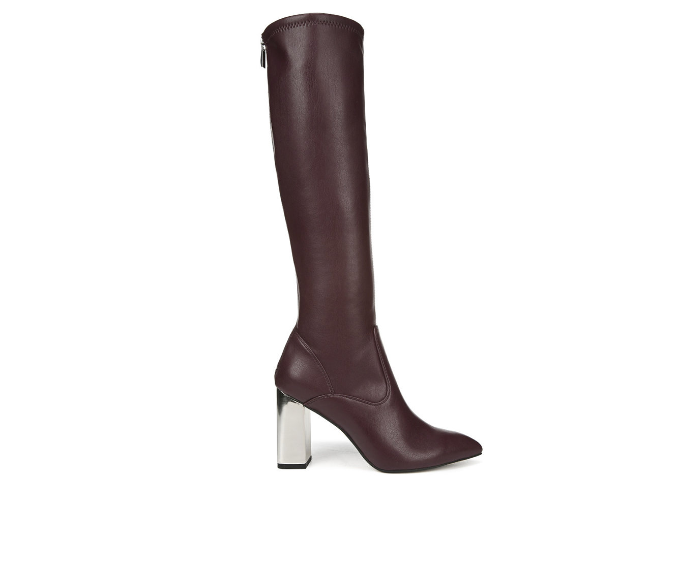 Franco Sarto Katherine Women's Boots (Red - Faux Leather)