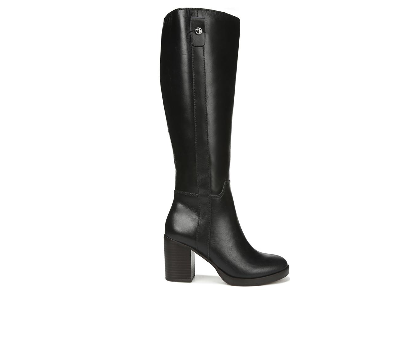 Franco Sarto Kendra Women's Boot (Black Leather)