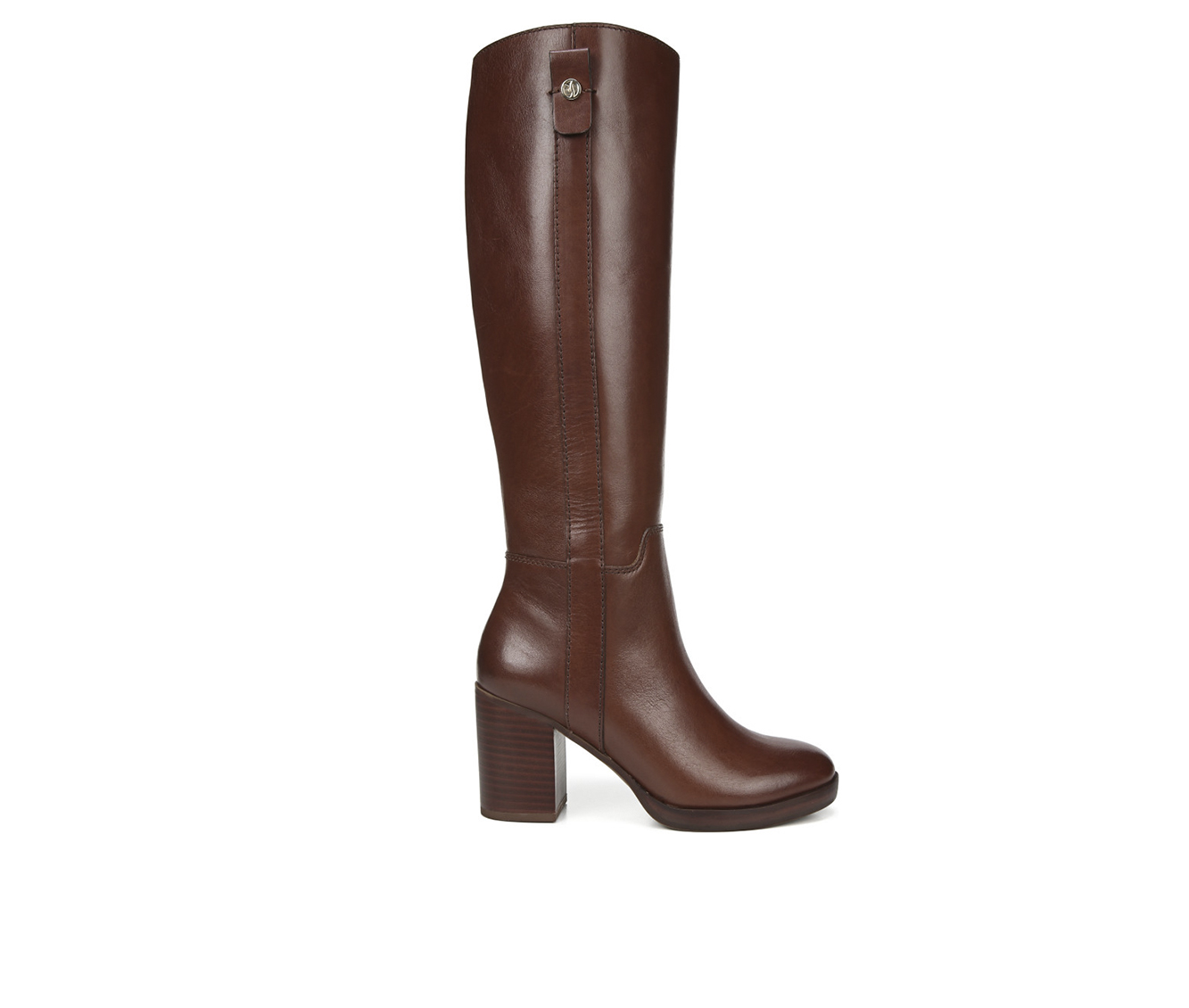 Franco Sarto Kendra WC Women's Boots (Brown - Leather)