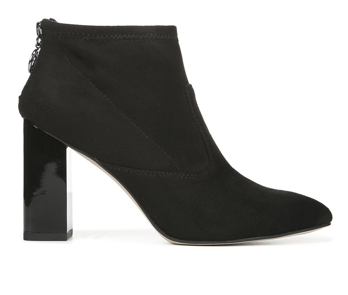 Franco Sarto Kortney Women's Boot (Black Canvas)