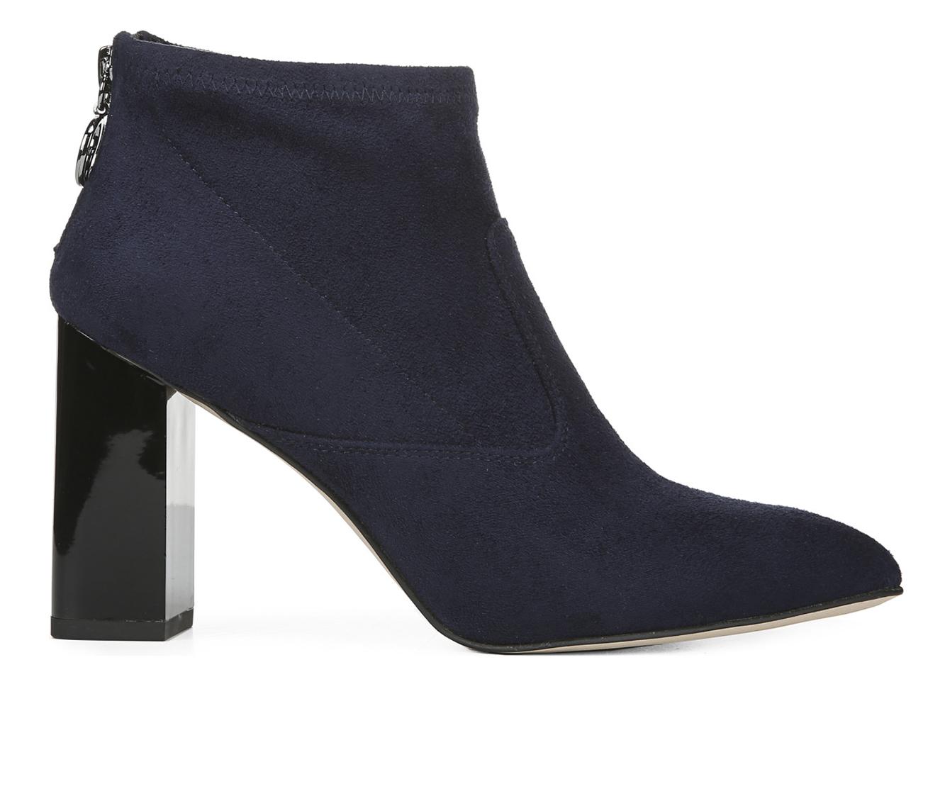 Franco Sarto Kortney Women's Boot (Blue Canvas)