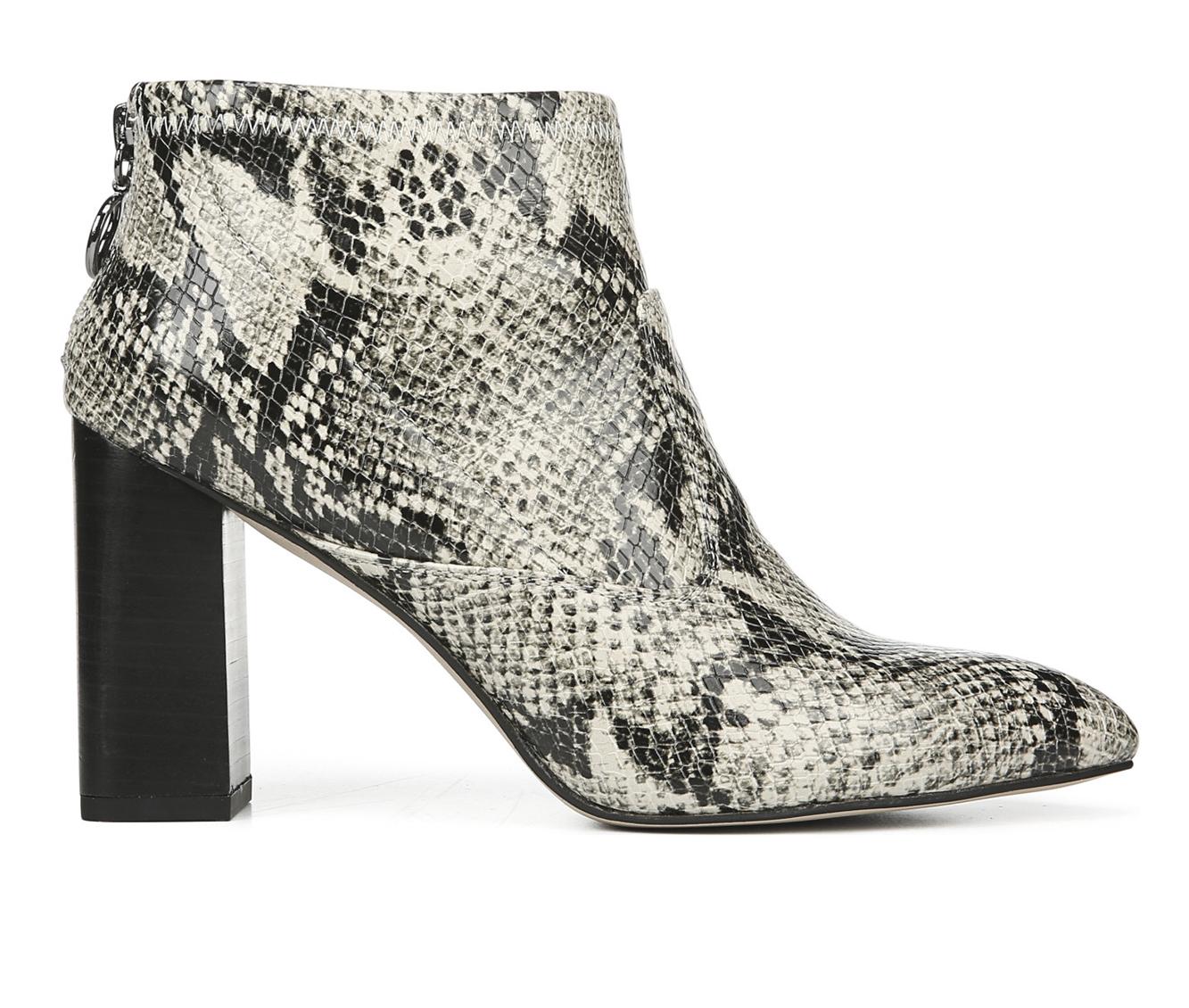 Franco Sarto Kortney Women's Boot (Black Faux Leather)