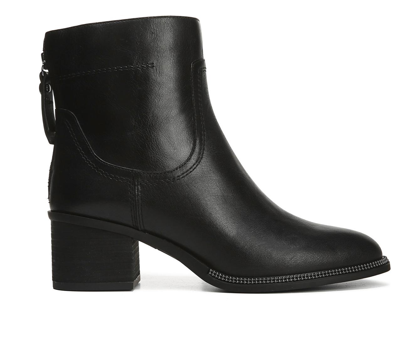 Franco Sarto Liliana Women's Boot (Black Leather)