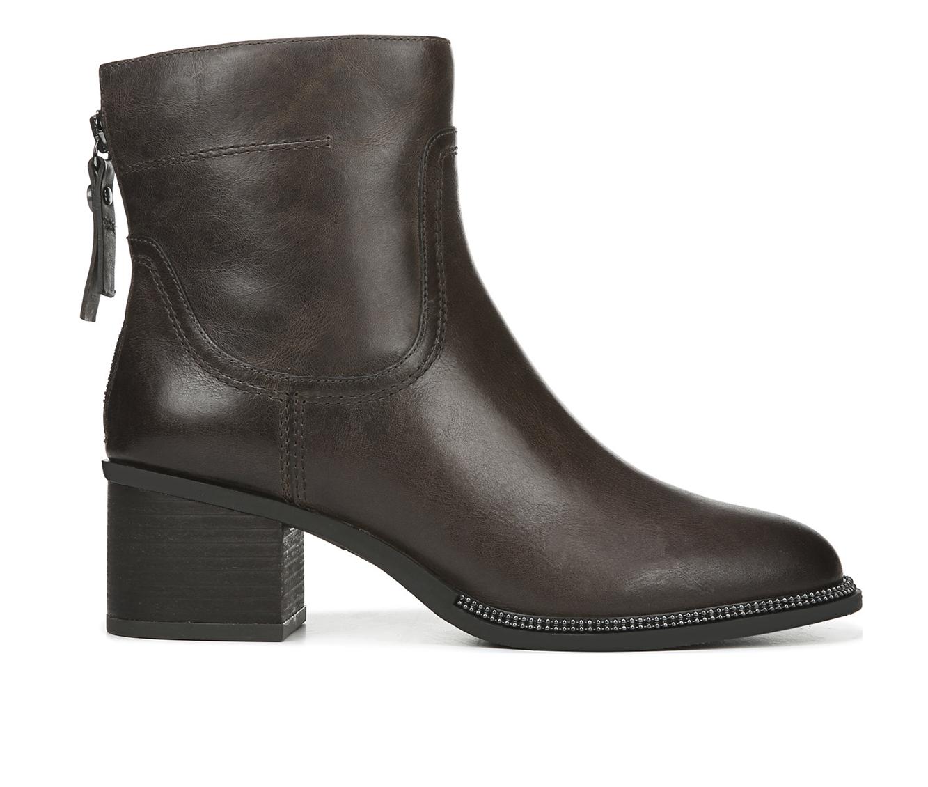 Franco Sarto Liliana Women's Boot (Gray Leather)
